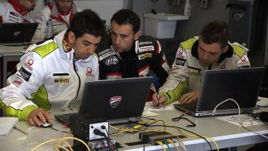 2012 - MotoGP - Jerez Test - Day 3 - Highlights