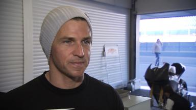2012 - MotoGP - Jerez Test - Day 3 - Interview - James Ellison
