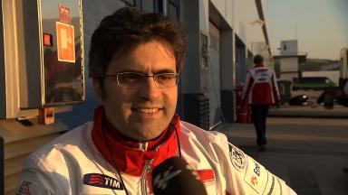 2012 - MotoGP - Jerez Test - Day 3 - Interview - Filippo Preziosi