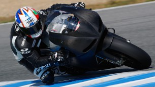 CRT testing final day jerez