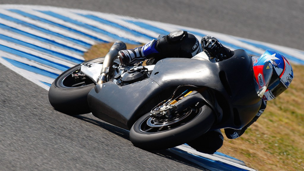 James Ellison, Paul Bird Motorsport, Jerez Test