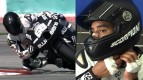Sepang MotoGP Test 2 - Day 1 - Yonny Hernadez in action