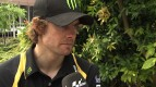 2012 - MotoGP - Sepang Test - Day 1 - Interview - Cal Crutchlow