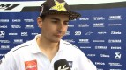 2012 - MotoGP - Sepang Test - Day 1 - Interview - Jorge Lorenzo