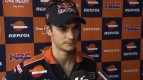 2012 - MotoGP - Sepang Test - Day 1 - Interview - Dani Pedrosa