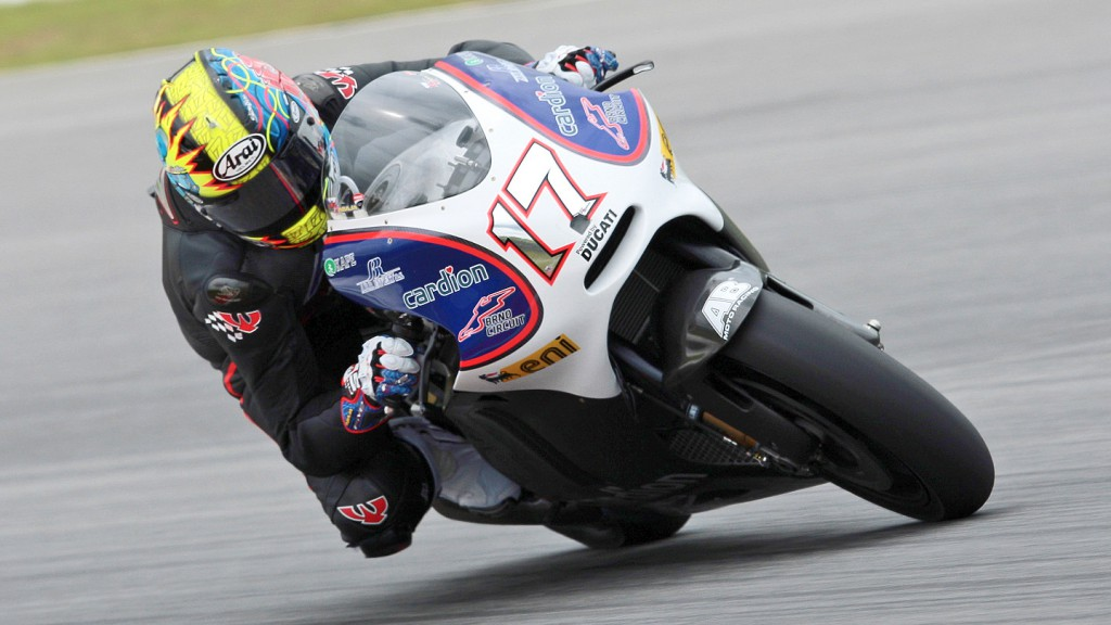 Karel Abraham, Cardion AB Motoracing, Sepang Test 2