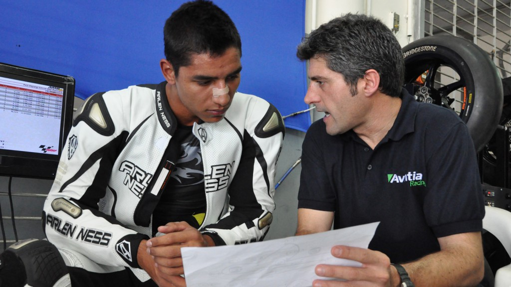 Yonny Hernandez, Avintia Racing MotoGP - Sepang Test 2