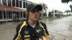 2012 - MotoGP - Sepang Test - Day 2 - Interview - Cal Crutchlow