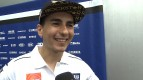 2012 - MotoGP - Sepang Test - Day 2 - Interview - Jorge Lorenzo