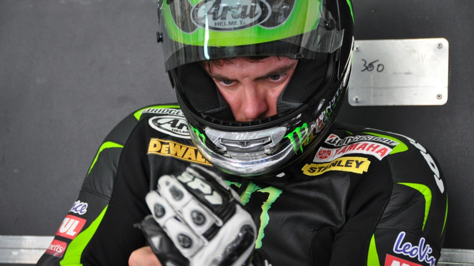 Cal Crutchlow, Monster Yamaha Tech 3 - Sepang Test 2