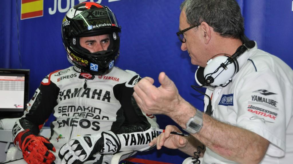 Jorge Lorenzo, Yamaha Factory Racing - Sepang Test 2