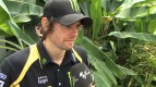 2012 - MotoGP - Sepang Test - Day 3 - Interview - Cal Crutchlow
