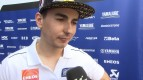 2012 - MotoGP - Sepang Test - Day 3 - Interview - Jorge Lorenzo