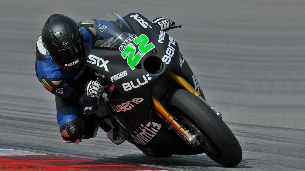 Ivan Silva, Avintia Racing MotoGP, Sepang Test 2