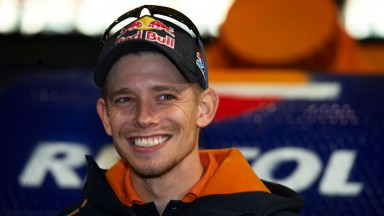 Casey Stoner - 2012 Repsol Honda Launch, Madrid - Spain