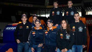 2012 Repsol Honda Launch, Madrid - Spain