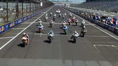 Indianapolis 2010 - 125cc - Race - Full session