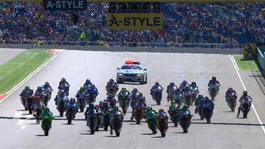 Aragon 2010 - Moto2 - Race - Full session
