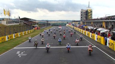 Sachsenring 2010 - 125cc - Race - Full session