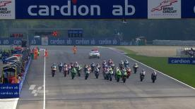 The Gresini Racing rider's fourth win of the season came at Brno on Sunday as he won the Cardion ab Grand Prix Czech Republic to stretch his advantage at the top of the Moto2 Championship to 55 points.