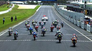 第16戦オーストラリアGP『125ccクラス』~フルレース