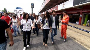 A  glimpse into the exclusive MotoGP VIP Village