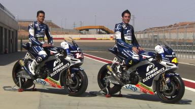 2012 - MotoGP - Aragón Test - Day 1 - Highlights