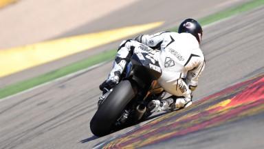 Yonny Hernandez, Avintia Racing MotoGP, Aragon Test