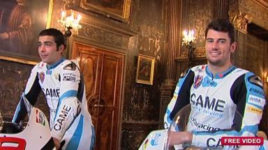 2012 - MotoGP - Feature - Came IodaRacing Project Presentation