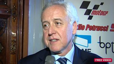 2012 - MotoGP - Came IodaRacing Project Presentation - Interview - Giampiero Sacchi