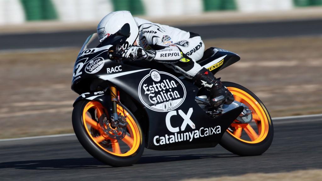 Alex Rins, Estrella Galicia 0'0, Albacete Circuit