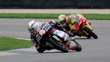 Indianapolis 2008 - 125cc Full Race
