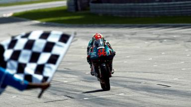 Sepang 2008 - 125cc Full Race