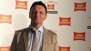 2012 - MotoGP -  San Carlo Honda Gresini Presentation - Interview - Fausto Gresini