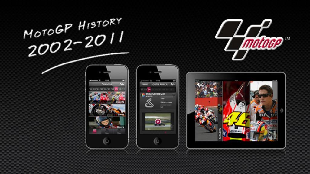 MotoGP History App