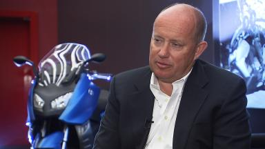 BMW talks MotoGP racing