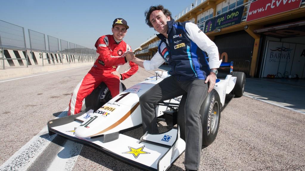 Jorge Lorenzo, GP2 Valencia - © diegosperani.com