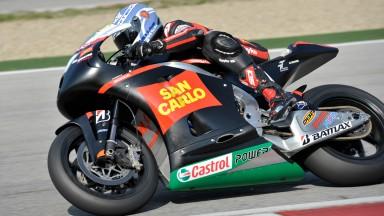 Michele Pirro, San Carlo Honda Gresini - CRT Shakedown, Imola