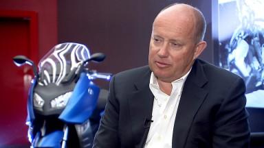 Hendrik von Kuenheim, BMW Motorrad President