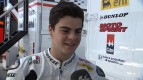 2012 - Moto3 - Jerez Test 2 - Day 1 - Interview - Romano Fenati