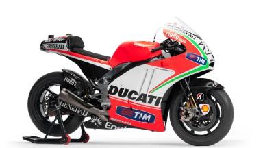 Hayden's Ducati Desmosedici GP12
