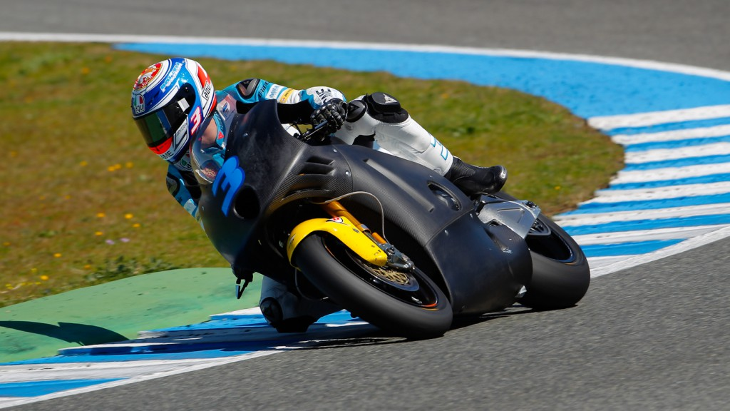 Simone Corsi, Came IodaRacing Project, Jerez Test