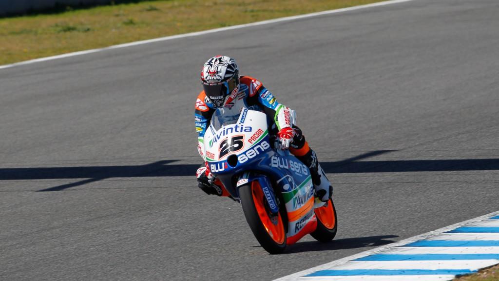 Maverick Viñales, Avintia Racing Moto3, Jerez Test
