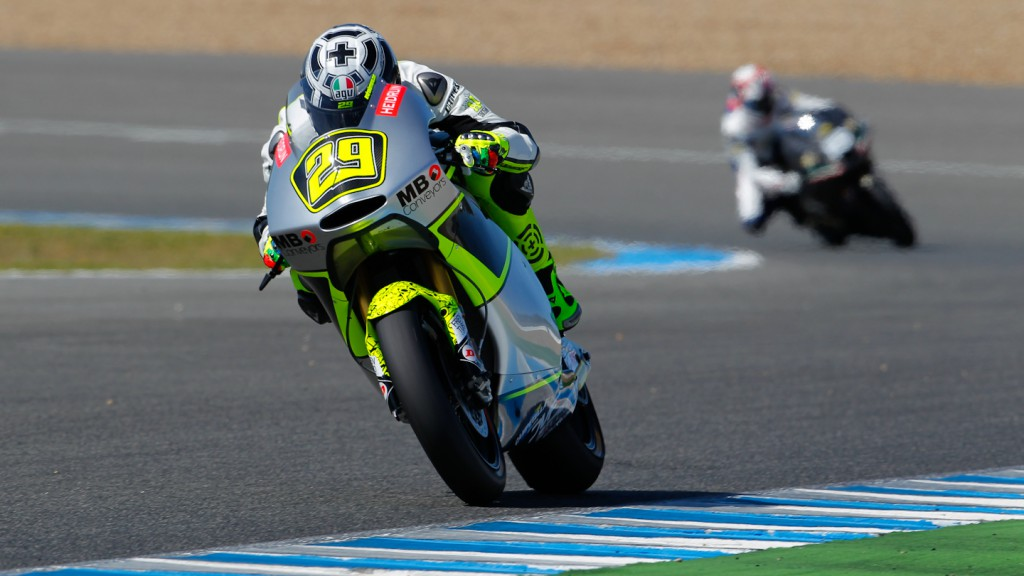 Andrea Iannone, Speed Master, Jerez Test