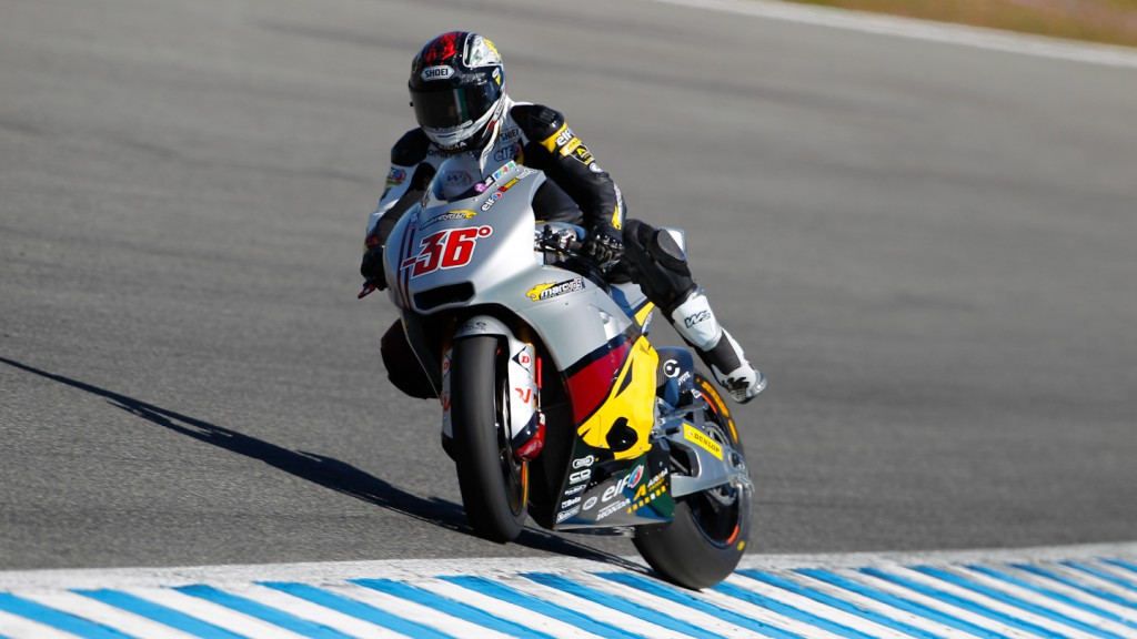 Mika Kallio, Marc VDS Racing Team, Jerez Test