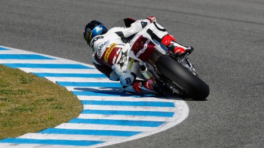 Elena Rosell, QMMF Racing Team, Jerez Test