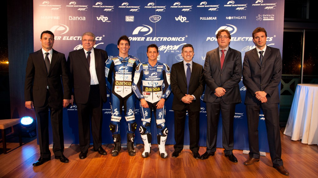 Power Electronics Aspar Presentation, Valencia