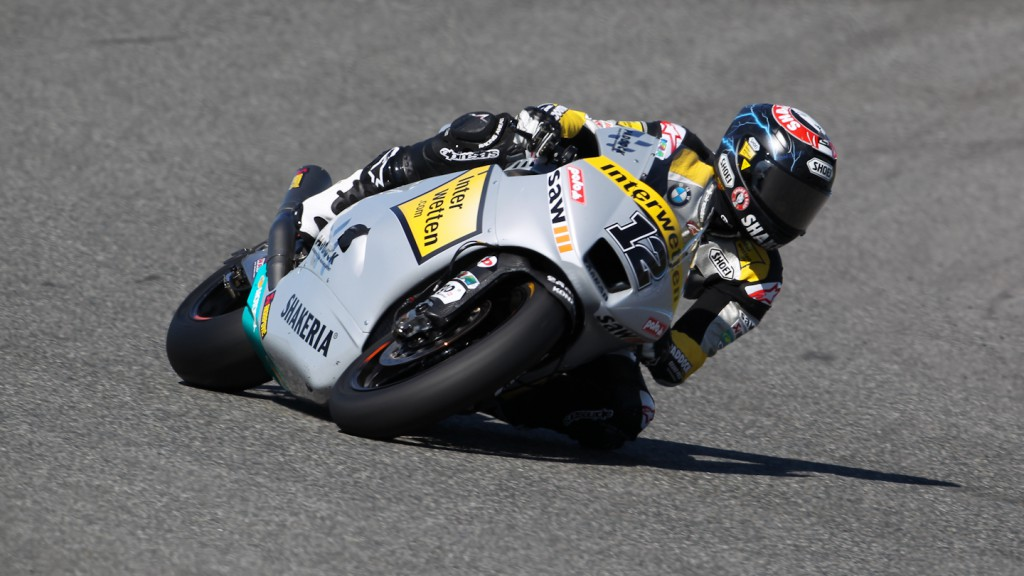 Thomas Luthi, Interwetten-Paddock, Jerez Test