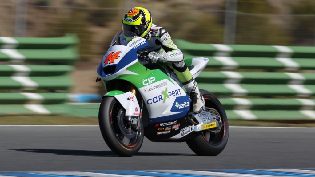 Roberto Rolfo, Technomag-CIP, Jerez Test