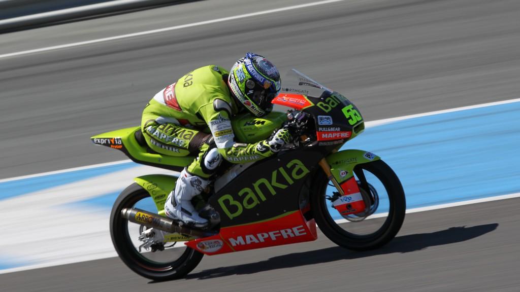 Hector Faubel, Bankia Aspar Team, Jerez Test